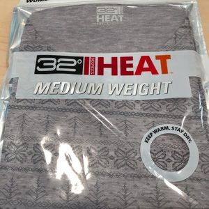 32 Degrees Heat Base Layer Top